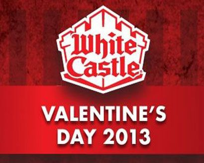 white castle valentine's day dinner and coupons