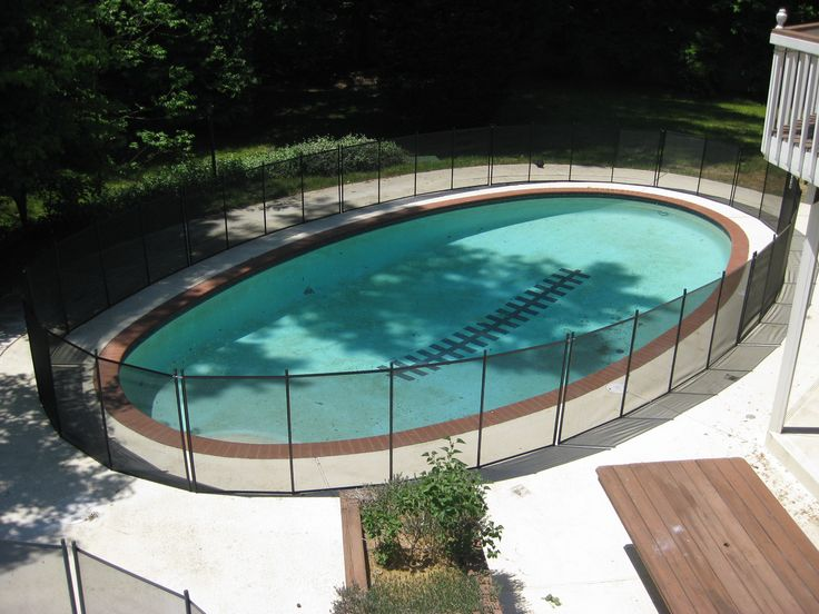 Pool Fence  swimming pool ideas and wishes  Pinterest
