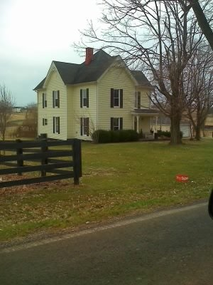 Beautiful Farm House In Stanford KY I Just Adore Older 39 Farm 39 Or