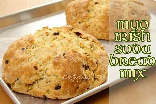 Irish Soda Bread Buns Recipe — Dishmaps