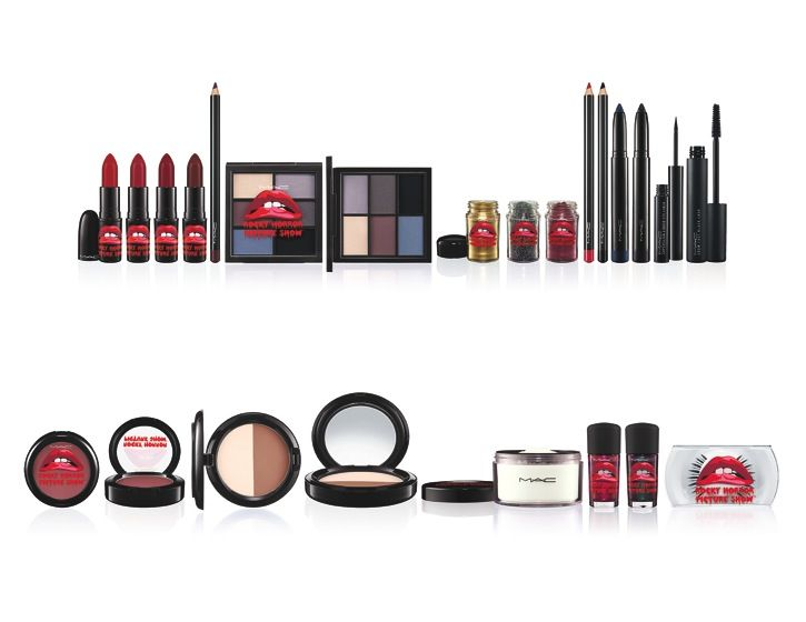 MAC Rocky Horror Picture Show Collection- Photos & Information!