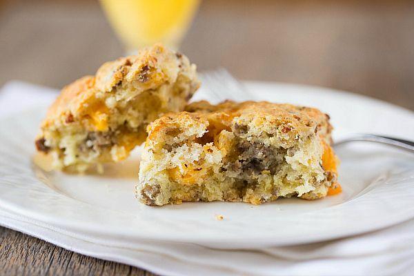 Sausage Biscuit Recipe — Dishmaps