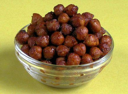 Chickpea Bacon Balls aka Smoky Chickpeas — Robin Robertson