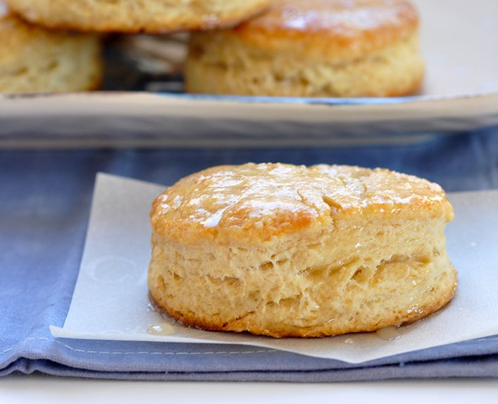 Honey Butter Biscuits | Favorite Recipes | Pinterest