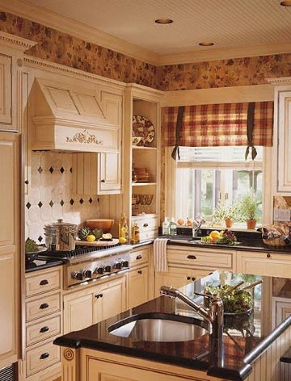 Charming kitchen country kitchens i might actually cook for European kitchen designs