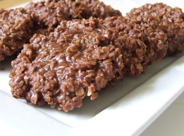 No-Bake Chocolate Oatmeal Cookies | Recipe