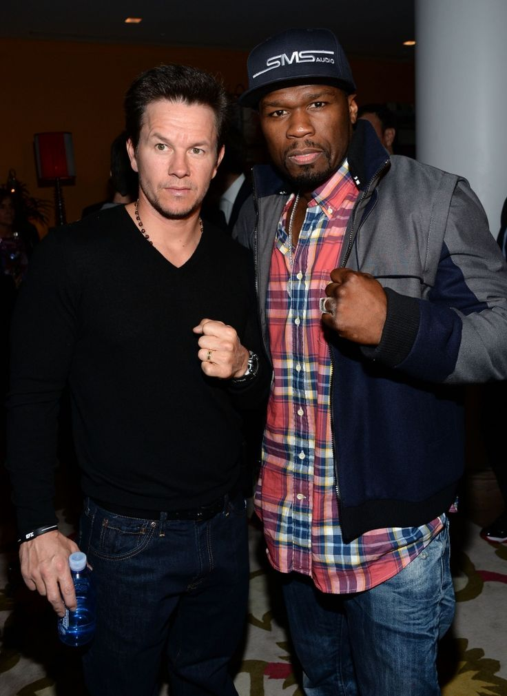 Mark Wahlberg And 50 Cent | GRAMMY.com