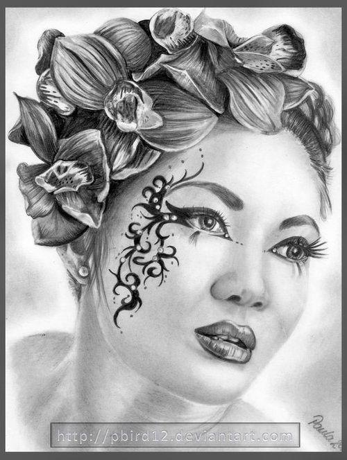 Bleistiftzeichnungen | Pencil drawings / Bleistiftzeichnungen | Pinte ...
