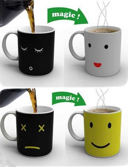 Unique Mugs Blending Contemporary Technology Into Morning