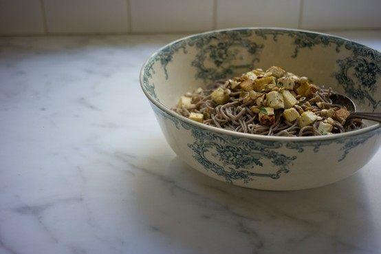 GARLIC SOBA NOODLES / 101 COOKBOOKS | Foodie Love | Pinterest