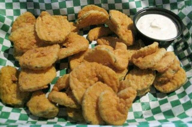 Fried Pickles | Recipes | Pinterest