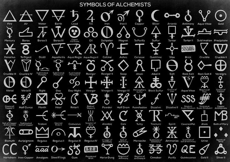 Ancient symbols and hidden meanings