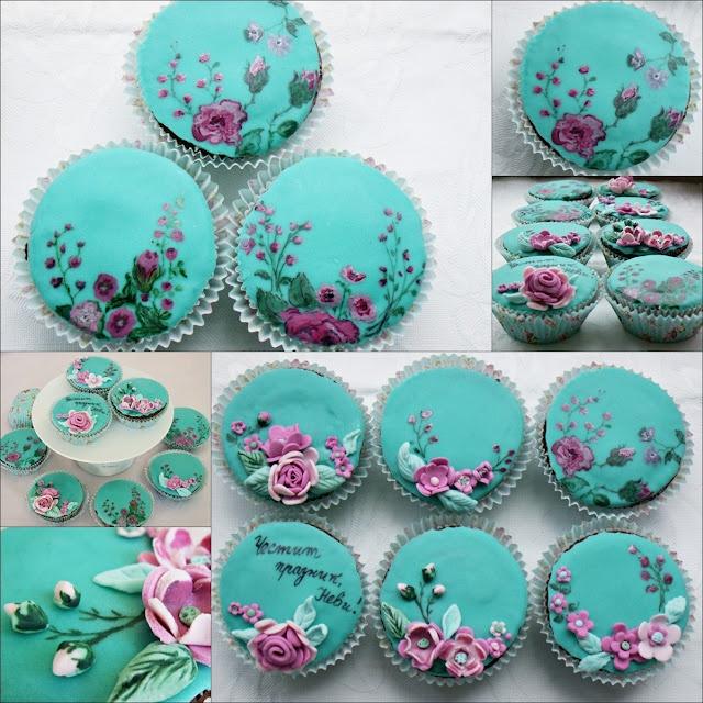 turquoise http://vkusnosbety.blogspot.com/ Pinterest