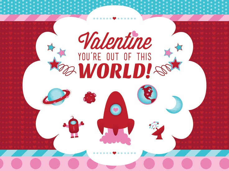 printable st valentine's day cards