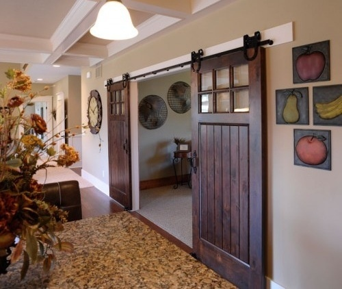 Old barn doors | House Stuff | Pinterest