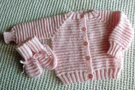 Top down baby sweater, free pattern Knit It! Pinterest