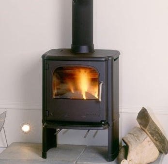 My actual wood stove. SCAN | Wood heaters | Pinterest