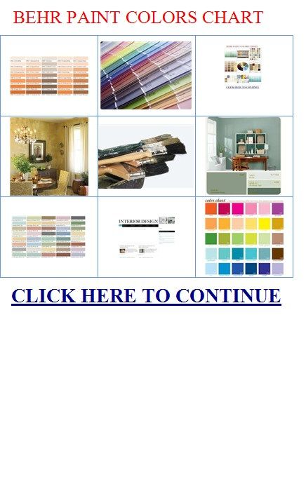 interior paint color chart paint colors chart behr paint. Black Bedroom Furniture Sets. Home Design Ideas