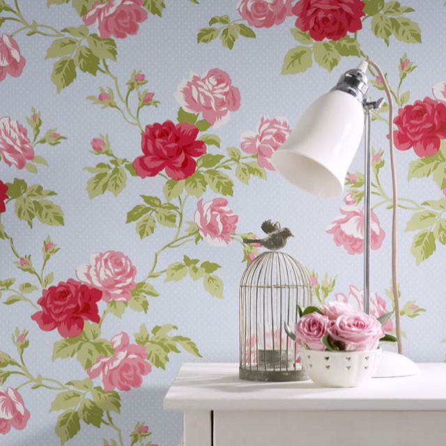 floral wallpaper wallpapers pinterest