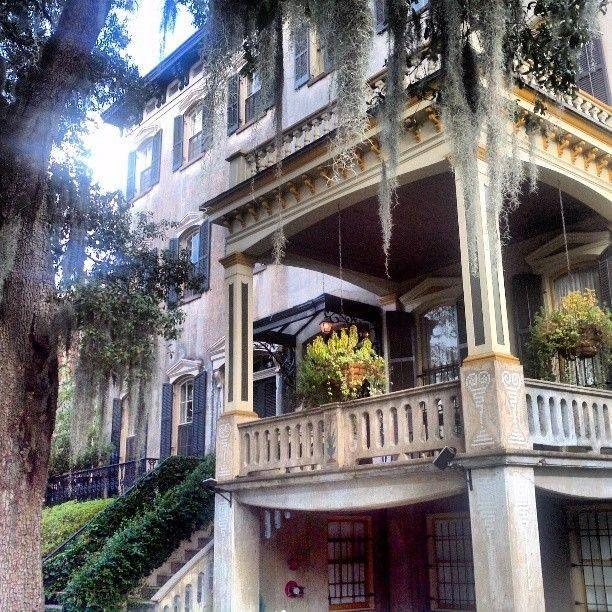 Historic district savannah ga favorite places spaces for Historic houses in savannah ga