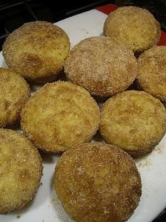 Yummy Cinnamon Sugar Breakfast Puffs. | Breads | Pinterest