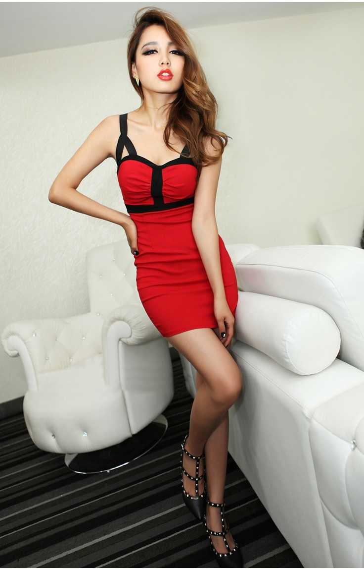 Sexy asian dresses