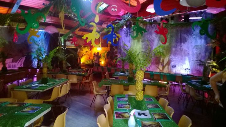 Great Lighting Jungle | Jungle Party | Pinterest