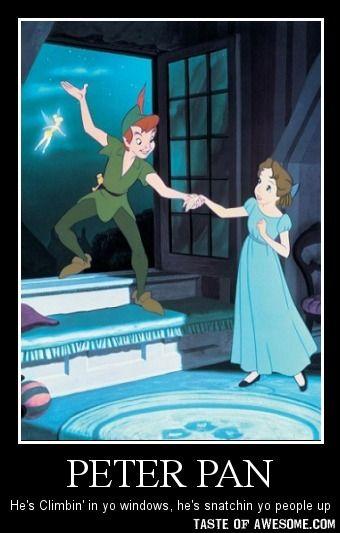 - Peter Pan