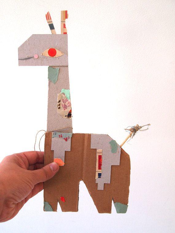 paper friends by Blanca Helga