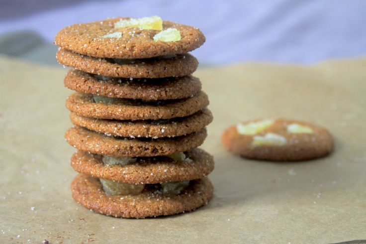 "Triple Ginger Lemon Cookies - These just made the #1 spot on my ""next ..."