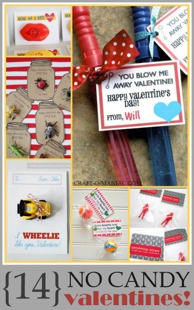 {14} No Candy Valentines #valentines #valentinecards