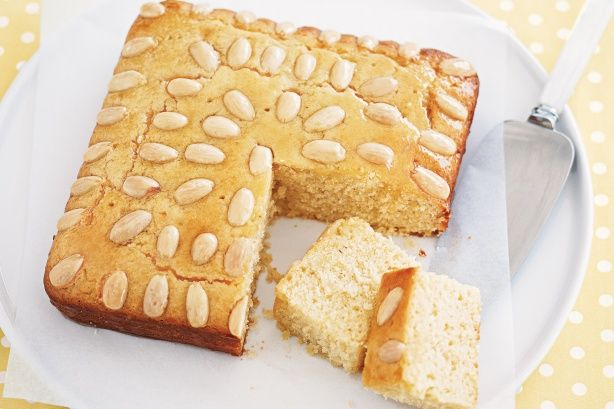 Lemon and almond cake | Cake recipes | Pinterest