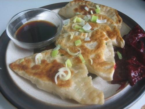 Vegetable dumplings | Recipes I've Tried | Pinterest