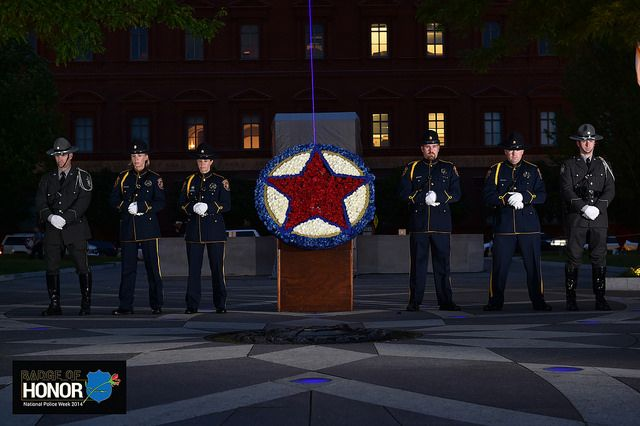 peace officers memorial day proclamation
