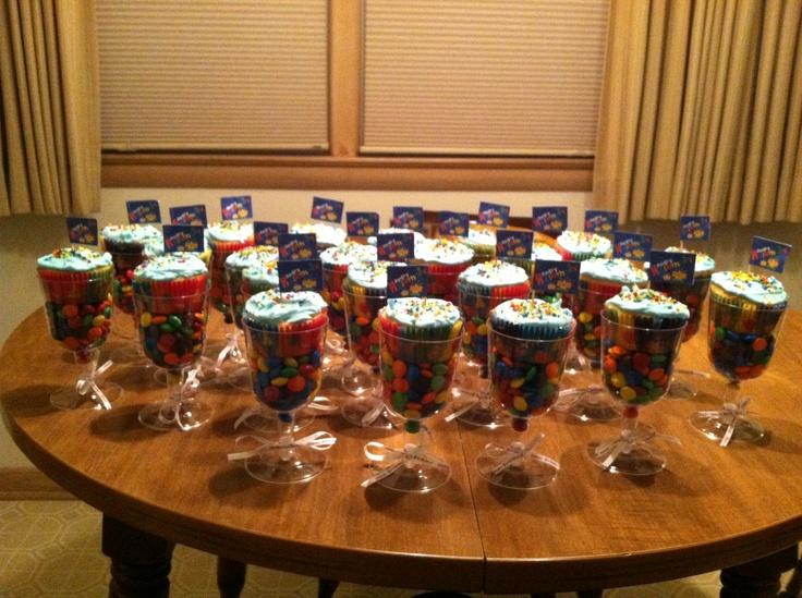 Birthday Treats for School