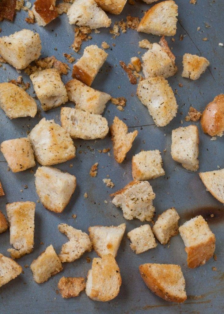 How to Make Homemade Croutons | Neighborfoodblog.com
