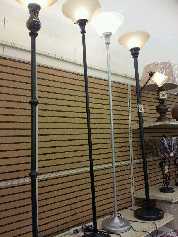 floor lamps. Black Bedroom Furniture Sets. Home Design Ideas