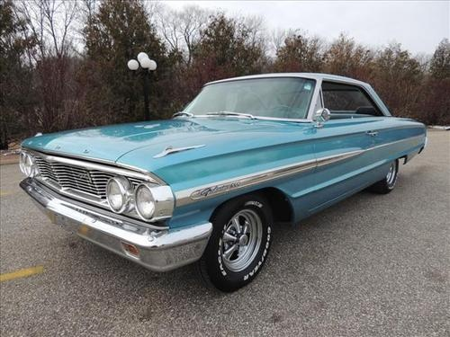 64 ford galaxie 500 customs hot rods and muscle cars. Black Bedroom Furniture Sets. Home Design Ideas