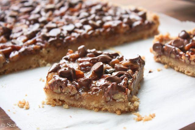Chocolate – Pecan Toffee Bars | Christmas | Pinterest