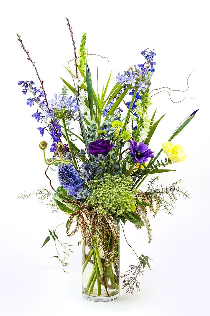 Wild Flower Arrangement Ideas For Classic Floral Pinterest