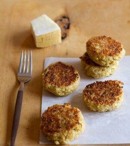 Little Quinoa Patties from Heidi Swanson's cookbook