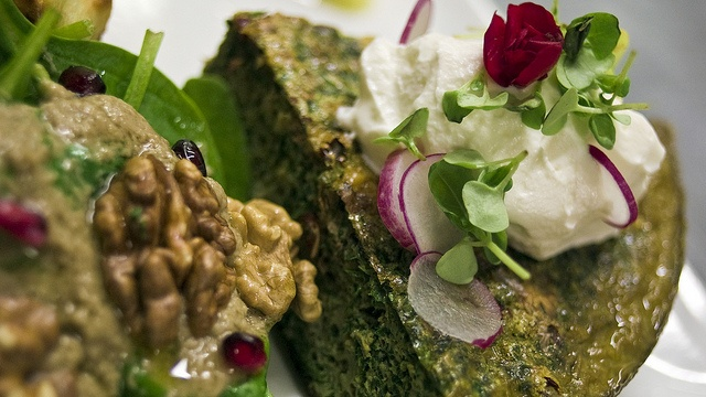 Persian Herb Frittata (Kuku Sabzi) Recipes — Dishmaps