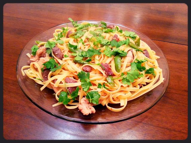 Cambodian Style Noodles. On my blog. | Foodie | Pinterest