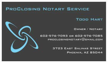 how to become a notary for title companies