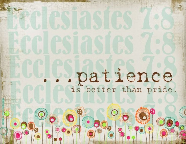 Ecclesiastes 7:8