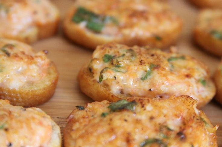 Shrimp Toast | Entertaining | Pinterest