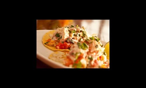 ... New Recipe: Chilled Lobster Baja Tacos with Avocado and Mango Salsa