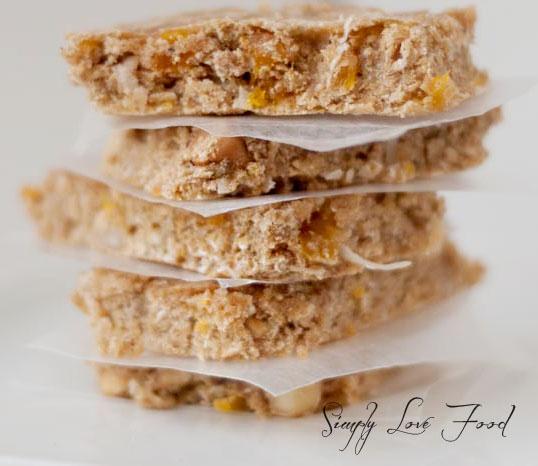 Apricot Oatmeal Bars | Favorite Recipes | Pinterest