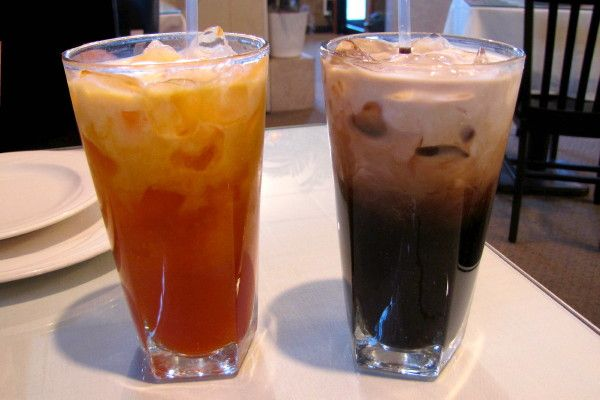 Thai Iced Tea and Iced Coffee from Malai in Randolph, MA. http://www ...