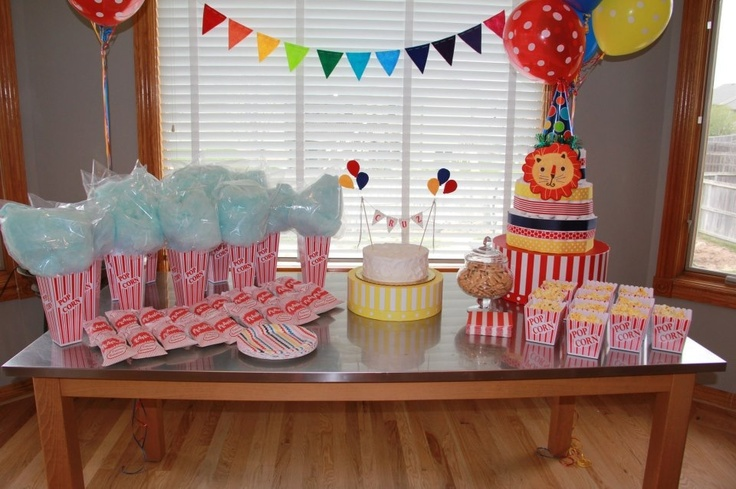 carnival baby shower i hosted big top circus and carnival themed ba